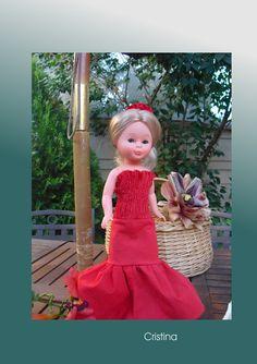 Nancy Famosa: NANCY y sus Vestidos