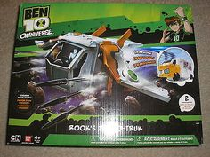 Ben 10 152906: New Ben 10 Omniverse Rook S Proto-Truk Includes Exclusive Rook Figure -> BUY IT NOW ONLY: $59.99 on eBay!