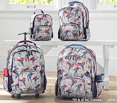Boys and Girls Backpacks for School | Pottery Barn Kids
