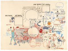 Basquiat, Untitled, 1986 - Cerca con Google