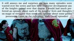 Merlin Confessions