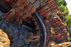 Thunder Mountain, Disneyland Paris