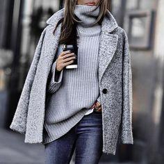 Απογειώστε το στυλ σας τον χειμώνα   μοδα , street style   ELLE