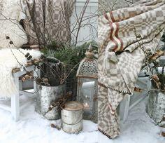Buitenleven   Wintertuin tips en styling inspiratie
