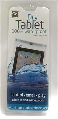 A great travel accessory to protect devices from water.  http://exploretraveler.com