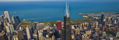 Skydeck Chicago - Willis Tower (formerly Sears Tower)