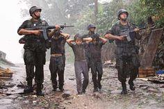 los niños soldados