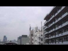 バーチャル ゆりかもめ・東京|082|後方右上ーNight View・Rear Upper Right|Virtual Yurikamome Tokyo - cheritube - YouTube