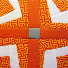 City Streets block tutorial--42 Quilts: Modern Monday - Block 29