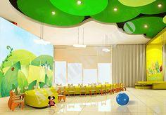 papier peint enfant - Atelier WYBO - Papier peint personnalisé, Tapisserie numérique sur mesure