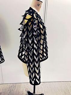 My final major project  @it_iram  #fashiondesigner #fmp #fabric #neoprene #black #white #handmade #cutouts #inspiration #videogames #playstation #ps #blackops3 #fashionphotography #fashion #designer #ss18 #collection #womenswear #menswear #sportswear #creative