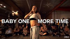 """Jade Chynoweth performs """"Baby One More Time"""" Choreography by Yanis Marsh..."""