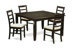 Fairwinds 5 Piece Dining Set