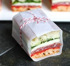 """Brown bag lunches never really had a good reputation. Seen as a lunch wanting of something to make it """"more appealing"""" - less appalling. Maybe it's the secrecy of what is concealed in such un-ornamental paper. Maybe it is the"""