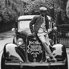 Church Clothes 3 | mixtape by Christian artist LeCrae