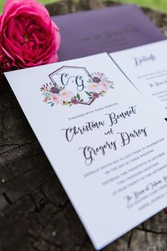 Berry Tones & Copper with Floral Accents Galore