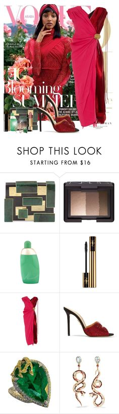 """""""Rubia"""" by eleonoragocevska ❤ liked on Polyvore featuring Rafe, NARS Cosmetics, Cacharel, Yves Saint Laurent, Chanel, Charlotte Olympia and Diego Percossi Papi"""