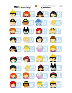 You are looking at a cute and functional Die Cut Planner stickers. They are perfect to use for reminders and decorations. All stickers are kiss cut, ready to use and made with quality Removable Matte Sticker paper, making easy to write with any pen or pencil of your preference. The bright colors are to match the majority planner brands and catch your attention for a important event when you are planning Measurements : Approx. 1.3 , 36 stickers per sheet. Sticker Sheet Size : 7.5 x 5. Ple...