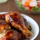 Oven-Baked BBQ Chicken   Culinary Covers