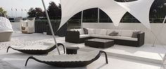 cool patio furniture