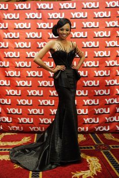 bonang matheba - Google Search Nice Dresses, Formal Dresses, Independent Women, Queen B, Celebs, Celebrities, Celebrity Dresses, Fashion Company, Woman Crush