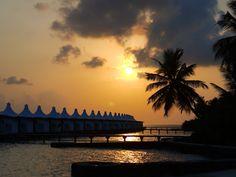 Sunset...Chaaya Lagoon,                 Hakuraa Huraa Travel Centre Maldives // info@tcmaldives.com // www.budgetresortsmaldives.com // www.travelcentremaldives.com