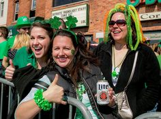 50 photos from the annual Corktown St. Patrick's Day parade