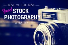 Free Stock Photography Resources http://www.nimbusthemes.com/royalty-free-images-stock-photography-sites-you-must-see/