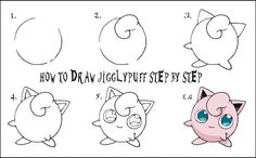 Step by Step - Pokemon