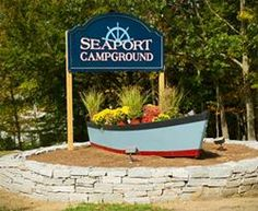 With large, pull-thru sites and family-friendly amenities, Seaport RV Resort is a great place for your vacation. Explore everything Mystic, CT offers or stay on site to enjoy laser tag and activities