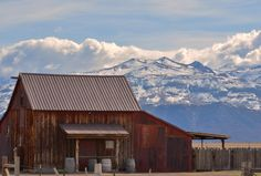 Cabin & The Sierra Nevada Mountains by Kimberly Hicks on 500px