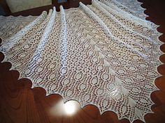 katharina59's farandole Prayer Shawl, Knitting Patterns, Scarf Patterns, Animal Print Rug, Ravelry, Shawls, Knits, Home Decor, Fashion