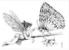 Fairy and Butterfly Pal