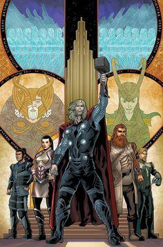 Asgardianos Thor