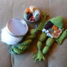 Knitting in Biology 101 DIY Kit by aKNITomy on Etsy https://www.etsy.com/listing/69069597/knitting-in-biology-101-diy-kit