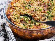 Pesco Vegetarian, Paella, Bon Appetit, Vegan Recipes, Food And Drink, Tasty, Koti, Baking, Ethnic Recipes