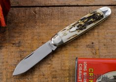 Northwoods Knives: Indian River Jack Mammoth Ivory $199.95