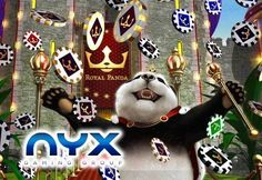 NYX Gaming будет поставлять контент для онлайн-казино Royal Panda.  Крупный поставщик игорного контента, компания NYX Gaming Group, сообщает о подписании договора с онлайн-казино Royal Panda. Игровые автоматы и другие азартные развлечения будут поставляться через платформу NYX OGS.