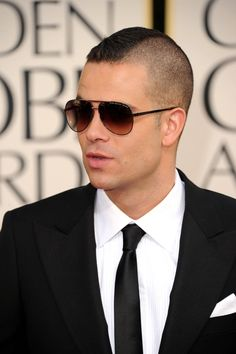 Mark Salling, Puck from Glee. Yes, please.