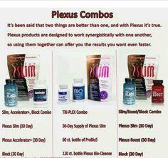 #plexus #plexuscombo #plexusslim #boost #accelerator #block  www.juliechavez.myplexusproducts.com