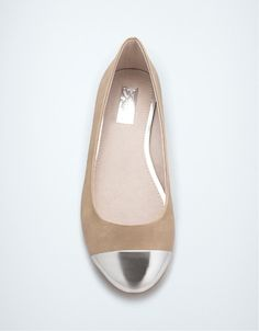 (for Ava )      CAP-TOE BALLERINA - Shoes - Girl (2-14 years) - Kids - ZARA United States