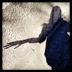 #varjoni #Nosferatu #omakuvia #satuylävaara #gothic #stonefence