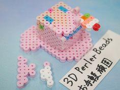 2017_1103_150733p1170717 3d Perler Bead, Perler Beads, Paper, Projects
