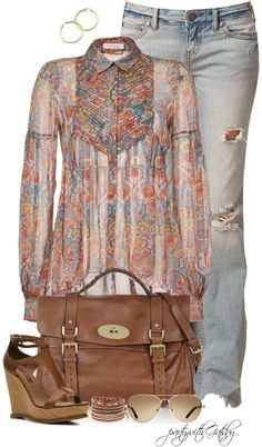 """""""Boho"""" by partywithgatsby on Polyvore:"""