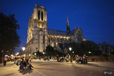 Catedral de Notre-Dame de Paris - Cathédrale Notre-Dame de Paris | Flickr - Photo Sharing!