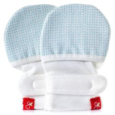 Stops Scratches and Prevents Germs 0-3 Months Drops//Poppy Scratch Free Mittens Goumi Kids Baby-Boys Goumimitts Forest Friends//Poppy Organic Soft Stay On Unisex Mittens