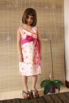 Vestido kimono de Muxugorri