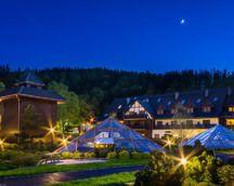 Sandra SPA hotel in Karpacz
