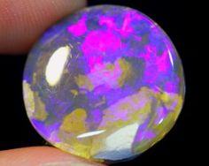 12.63ct Australian Lightning Ridge Black Opal