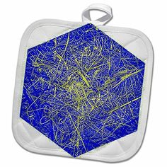 3dRose DYLAN SEIBOLD - PHOTO ABSTRACTION - BLUE GRASS CUBE - Potholder by 3dRose, http://www.amazon.com/dp/B01NA6G1RC/ref=cm_sw_r_pi_dp_x_GmrOyb05NYCHD